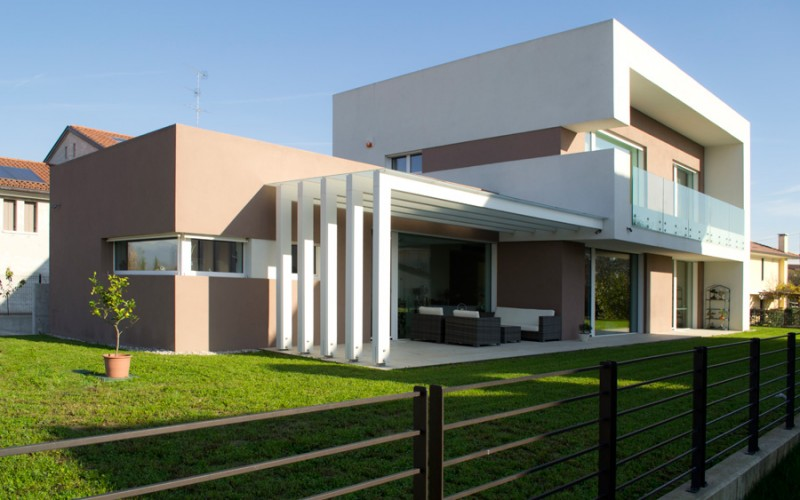 Home evologica for Abitazione moderna
